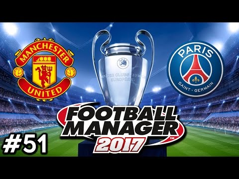 Football Manager 2017 | Manchester United Career Mode | #51