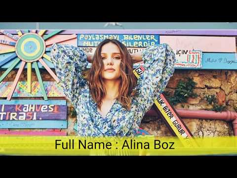 Alina Boz is 2020 Turkish Actress lifestyle |biography |dating | profession | filmography | cars