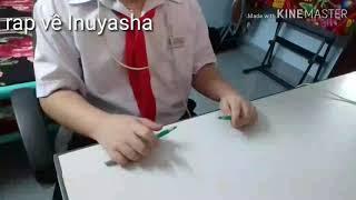 [GÕ BÚT] Rap về Inuyasha - Phan Ann    pentapping cover by Aurora