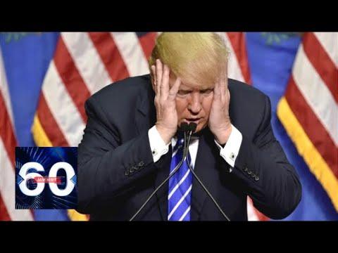 Санкции помогли: США случайно обогатили Россию на миллиард долларов. 60 минут от 16.08.19