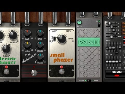 Amplitube 3 review - The DSP Project