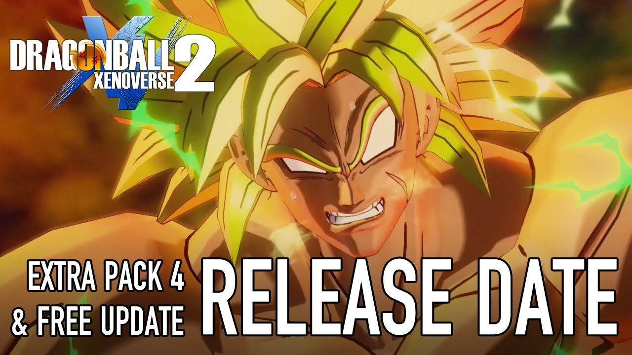 Dragon Ball Xenoverse 2: Latest update includes Broly from the movie