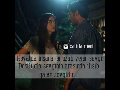 Romantik Sevgi Sekilleri 2016 (Dəli Yazar...