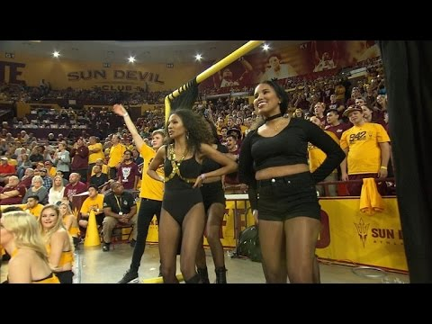Fans Dress as Beyonce and Backup Dancers to Distract Rival Basketball Team