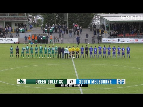 NPL 2017 (R7) :: Green Gully v South Melbourne
