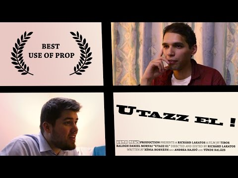 Utazz el ! | Roma News Production Short Film |