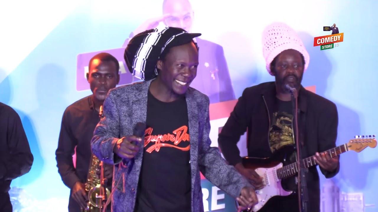 Alex Muhangi Comedy Store March 2019 - Maddox Ssematimba