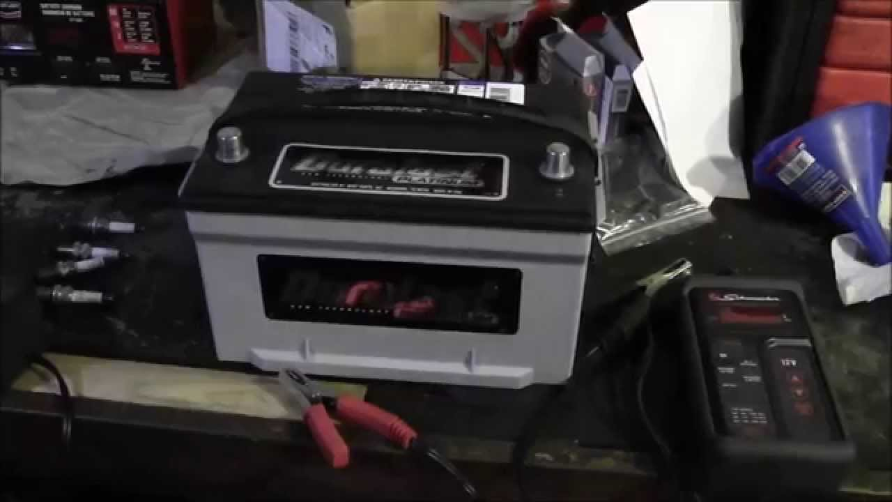 2003 Lincoln Ls Battery Swap