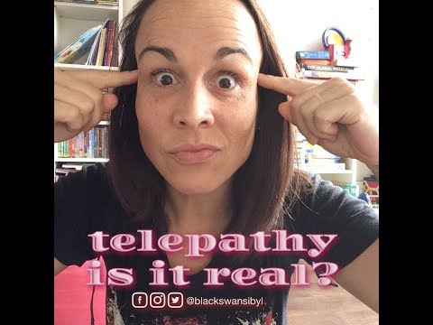 Telepathy ~ Is It Real!? My Personal Experience