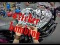 Motorcycle Sticker Bomb