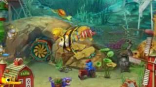 Fishdom 2 Gameplay video