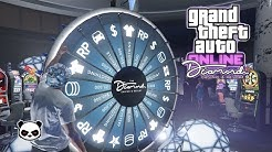 How To Spin The Mystery Wheel And Win Car | GTA Online Casino