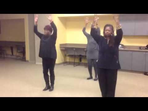 Caribbean Medley - Dance Ministry