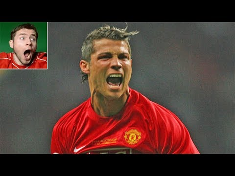 MY REACTION TO CRISTIANO RONALDO TO MANCHESTER UNITED TRANSFER NEWS LATEST