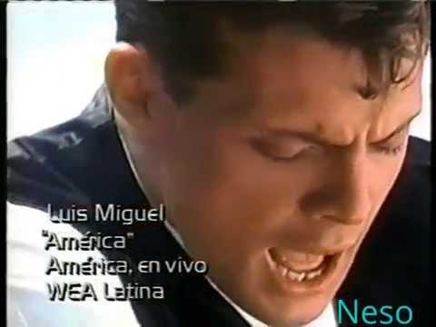 Luis Miguel - America
