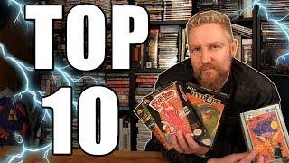 MY TOP 10 NES GAMES - Happy Console Gamer