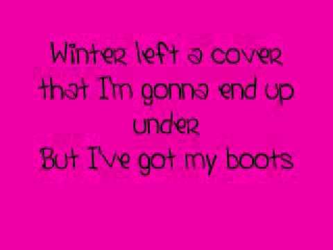 LIGHTS-My Boots lyrics