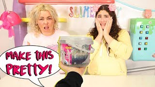MAKE THIS SLIME PRETTY CHALLENGE! Slimeatory #588 Video