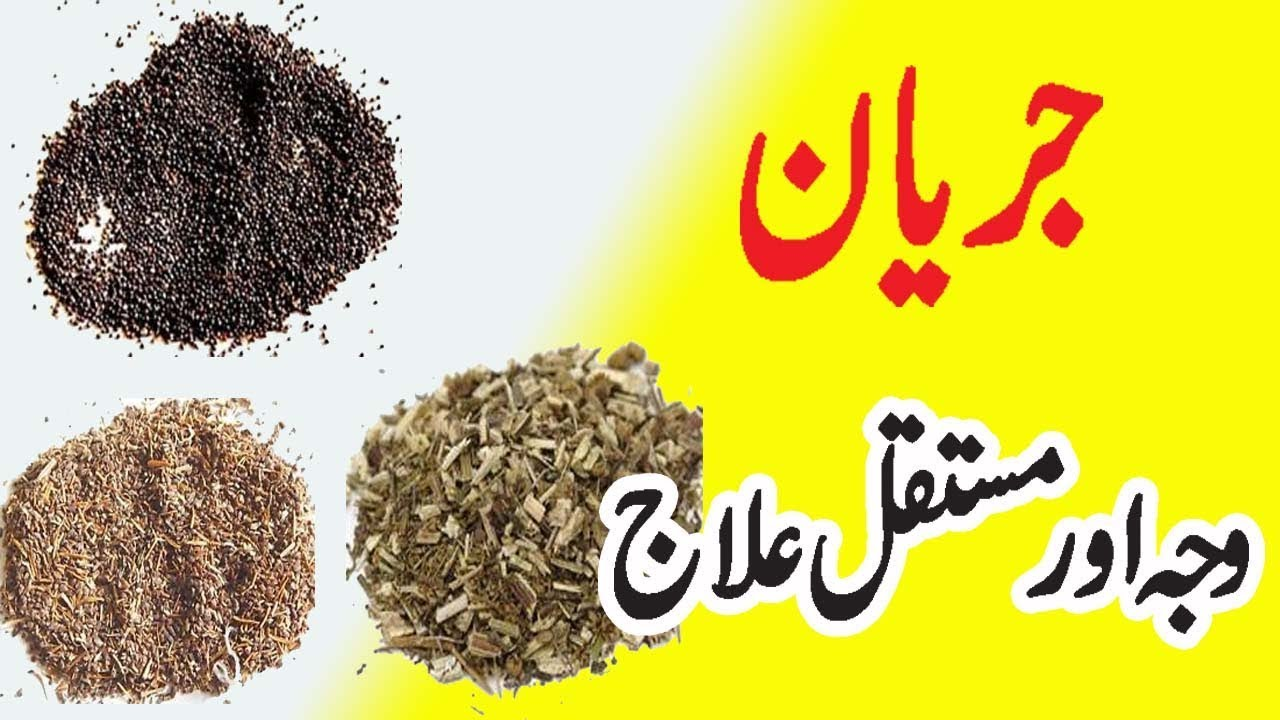 Spermatorrhoea Disease Herbal Cure In Urdu   Jaryan Waja Aur