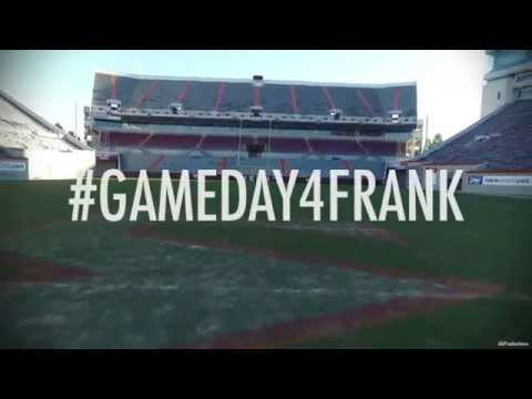 Frank Beamer's Last Home Game