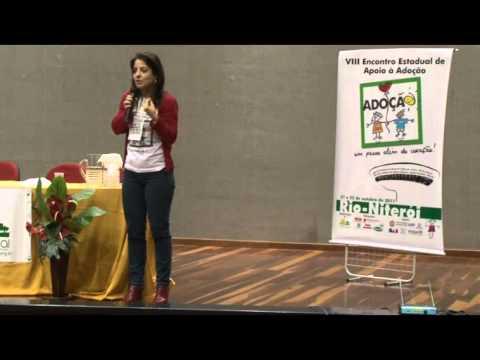 Vídeos - VIII Encontro Estadual de Apoio a Adoção