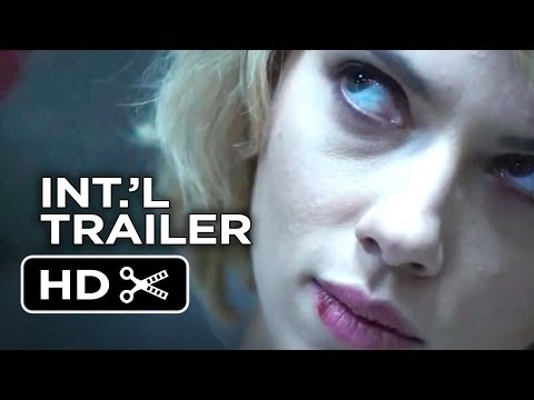 Lucy Official International Trailer #1 (2014) - Scarlett Johansson Movie HD