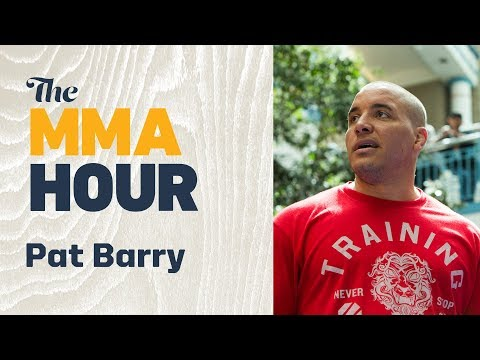 Pat Barry Recalls Battles with Addiction, Hurting Rose Namajunas' Career, and Getting Sober