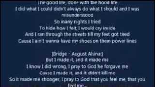Video August Alsina - Benediction (feat. Rick Ross) (LYRICS) download MP3, 3GP, MP4, WEBM, AVI, FLV Juli 2018