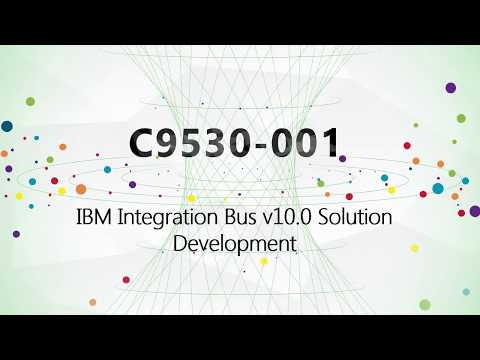 CertTree IBM Integration Bus v10.0 Solution Development C9530-001 questions