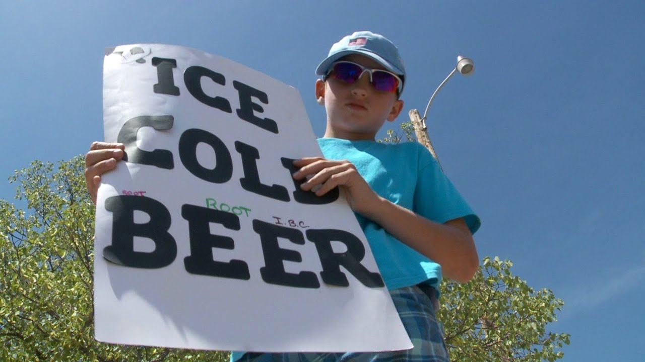 Download Utah Boy Selling 'ICE COLD BEER' Prompts Calls to Police