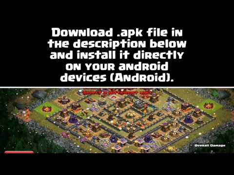 [ENG]New Xmas Update Custom Server Still Working W  Old Version Clash Of Clans