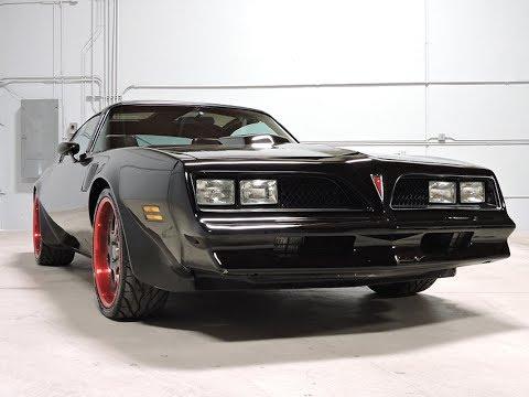 1978 Pontiac Trans Am Pro Touring Black Beauty Youtube