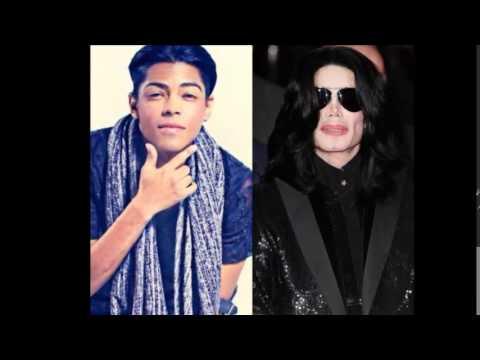 Michael Jackson's secret son Is Brandon Howard actually JOE Jackson's child