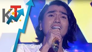 TNT All Star Grand Resbak Round 1 Jex De Castro sings When We Were Young