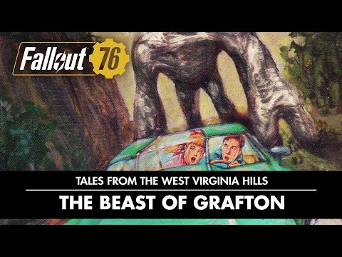 Fallout 76 – Tales from The West Virginia Hills: The Beast of Grafton Video thumbnail