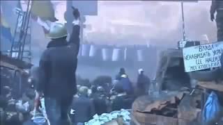 Евромайдан 25.02.14  Это ЖЕСТЬ!