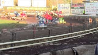 Brisca F1 Stock Car Racing Sheffield 9-11-14 Ht3 Farrell Brown Finnikin Morris Harrison