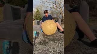 Rubber Band Ball Part 46 #shorts