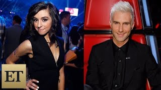 watch adam levine perform an emotional tribute to christina grimmie on the voice