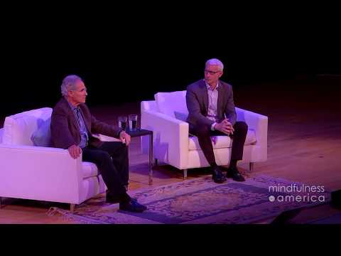 Mindfulness in Society   Jon Kabat-Zinn, Anderson Cooper
