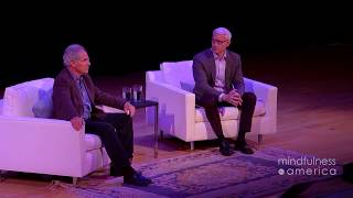 Mindfulness in Society | Jon Kabat-Zinn, Anderson Cooper