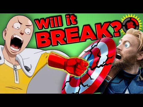 Film Theory: Will Marvel BREAK in One Punch? (Infinity War V