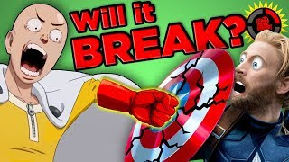 Download Film Theory: Will Marvel BREAK in One Punch? (Infinity War Vibranium vs. One Punch Man) Mp3 and Videos