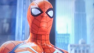 Free roam with my outfits in Marvel