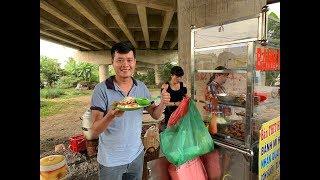 """""""Cơm tấm gầm cầu"""" làm Khương Dừa mê mệt vì ngon bổ rẻ!!!"""