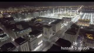 Most Beautiful Aerial View of Masjid Nabawi (Video) in Madina Munawwara