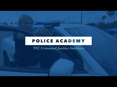 The Police Academy At Texas Southmost College Criminal Justice Institute