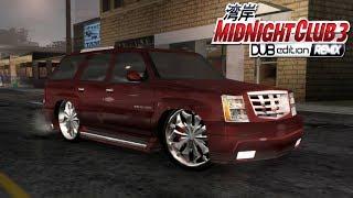 Deixei a Escalade no Estilo Dub - Midnight Club 3 DUB Edition Remix (PC Gameplay) [1080p]