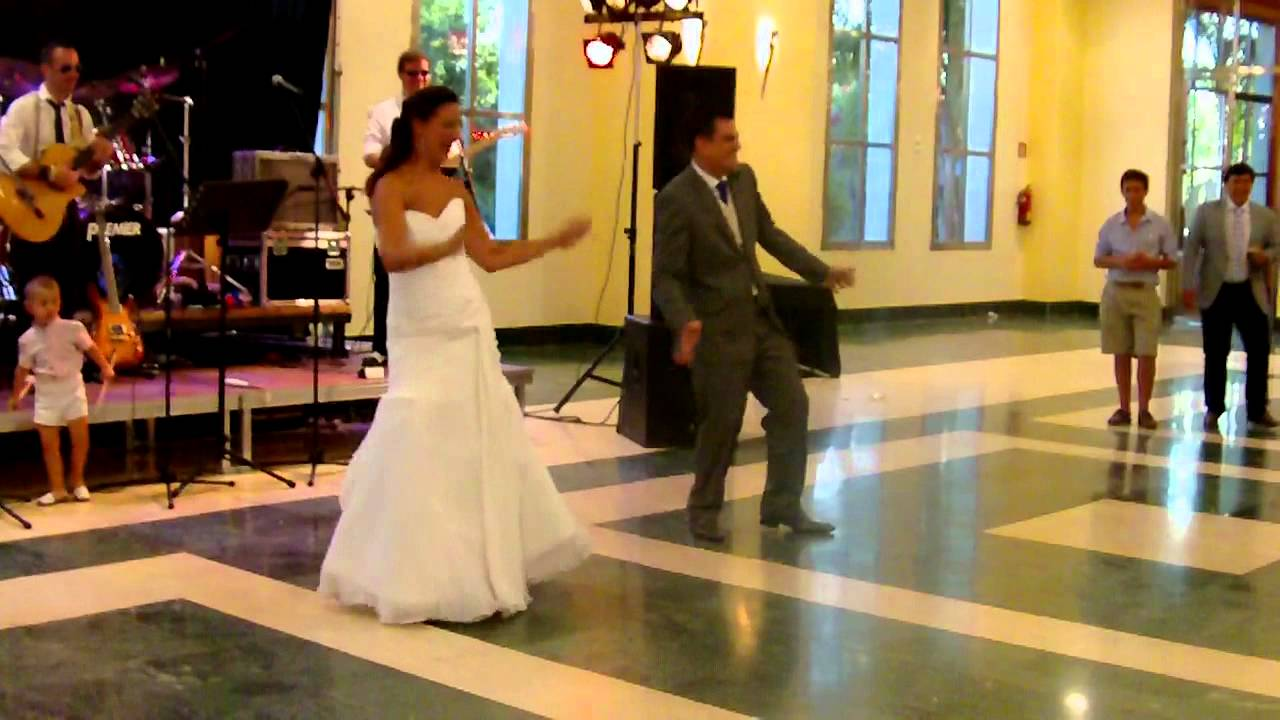 Funny Surprise Wedding Dance