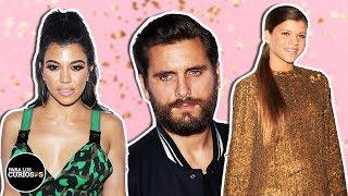 Así Es El Triángulo Amoroso De Kourtney Kardashian, Scott Disick Y Sofia Richie 👩🏻👨👧❤️